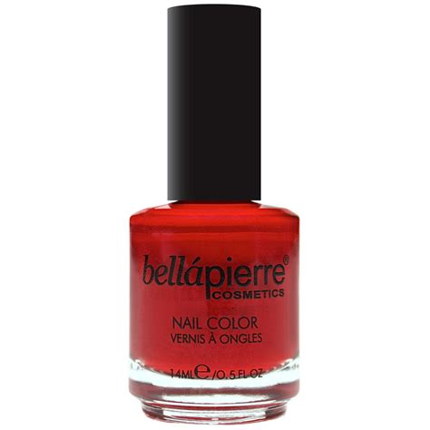 by terry terrybly nail lacquer 4 electric vermillion at barneyscom bell 225 pierre cosmetics nail polish single fire red free