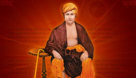 swami dayananda saraswati remembered for his social