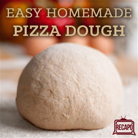 Easy Handmade Pizza Dough - the chew basic pasta dough recipe how to make your own