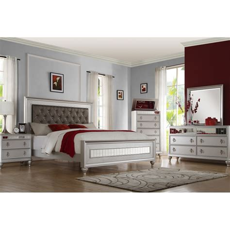 carousel bedroom carousel bedroom bed dresser mirror queen 59160