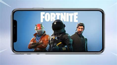 fortnite trailer fortnite battle royale s official mobile announcement