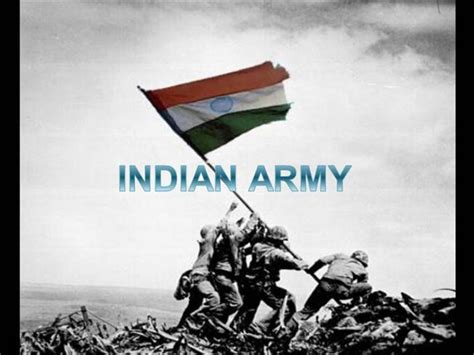 Indian Army Ppt Indian Army Authorstream