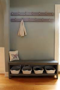 entryway coat rack with shoe storage dave tells us how to build a bench with shoe storage