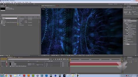 tutorial after effect project trapcode form 2 tutorial after effects project file