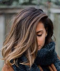 trending hair colors 40 hair color trends 2016 thefashionspot
