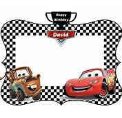 Cars Photo Frame
