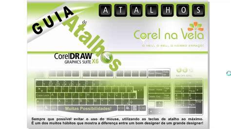 corel draw x7 shortcuts pdf conhe 231 a o guia de atalhos coreldraw x6 app shortcuts