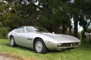 1968 Maserati Ghibli 1968 Maserati Ghibli Classic Driver Market