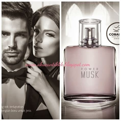 Parfum Oriflame Power Musk bali prodct of the month oriflame power