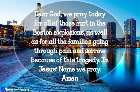 boston prayer table especial prayer request for those hurt in the boston