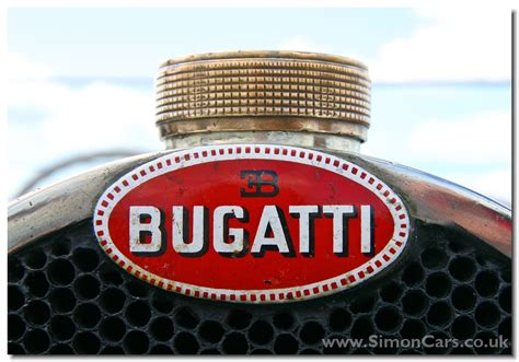 bugatti badge simon cars bugatti cars