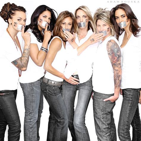 Who The L Word by The Real L Word Los Angeles Images Noh8 Caign