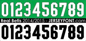 football font free football jersey font numbers free pairs and spares
