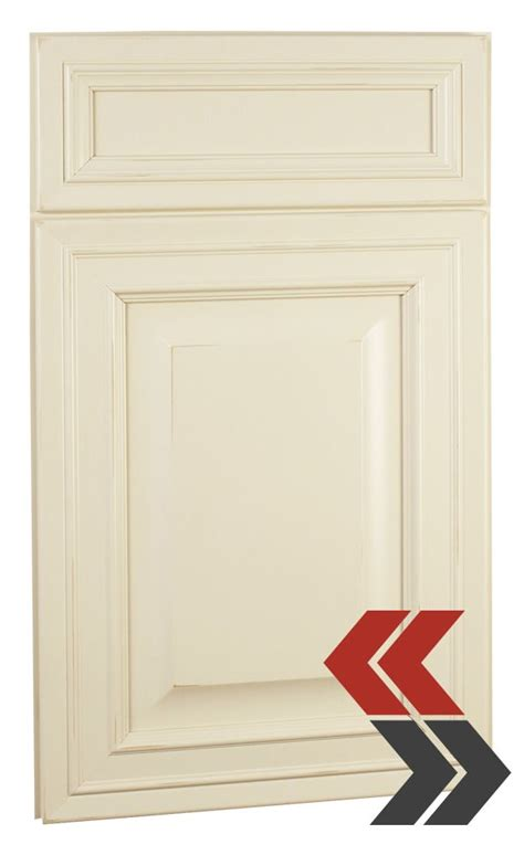 antique white kitchen cabinet doors deerfield s bronson maple antique white rub through