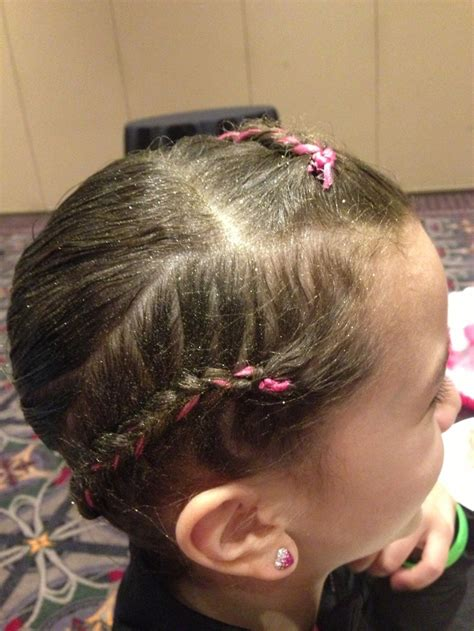 gymnastics meet ponytails 79 best images about gymnastics meet hairstyles on