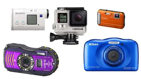 Cameras Underwater what s the best waterproof digital heavy