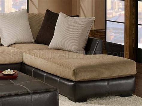 san marino sectional two tone modern san marino sectional sofa w optional items