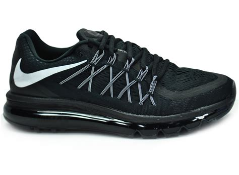 new nike running shoes 2015 new mens nike air max 2015 running shoes trainers black