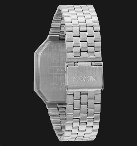 Jam Tangan Nixon Rerun Black nixon a158000 re run black jamtangan