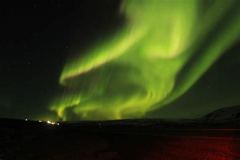 where can the northern lights be seen northern lights hunt from reykjavik possible in 4 languages