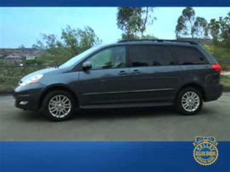 blue book value used cars 2004 toyota sienna user handbook 2006 toyota sienna review kelley blue book youtube