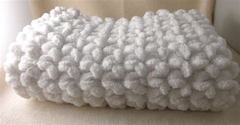 how to knit pom pom blanket pomtastic pom pom blanket photo prop lj crochet