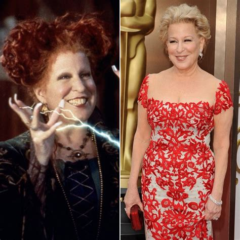 bette midler hocus pocus 2 bette midler as winifred where are they now hocus