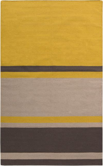 Grey And Mustard Rug by Surya Frontier Ft 569 Mustard Gray Rug Area Rugs By
