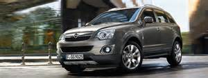 Opel Luxembourg Antara La Gamme Suv Par Opel Luxembourg