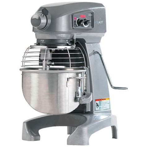 bench mixer hobart hl120 1std 12 qt all purpose bench mixer with timer
