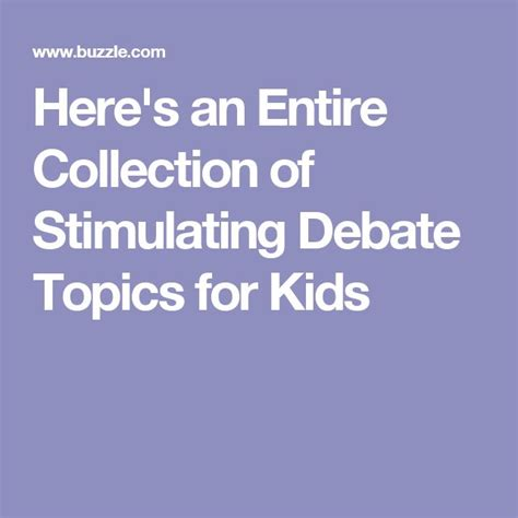 Debate Essay Topics by The 25 Best Debate Topics For Ideas On