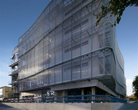 design museum london archdaily holland park school aedas archdaily