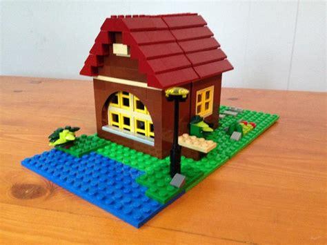 Lego Creator Log Cabin by Lego Creator Set 5766 Log Cabin Saanich