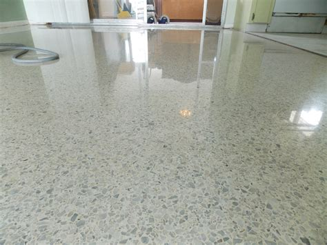 Terrazzo Tile Flooring by Terrazzo Restoration Before And After Pictures 877 824
