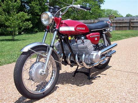 Kawasaki 2 Zylinder Motorrad by Kawasaki H1 5 Cylinder Two Stroke 850cc