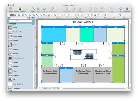 how to open visio files convert ms visio vsd files to conceptdraw pro