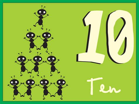 en imágenes en inglés n 250 meros en ingl 233 s del 1 al 10 fichas infantil