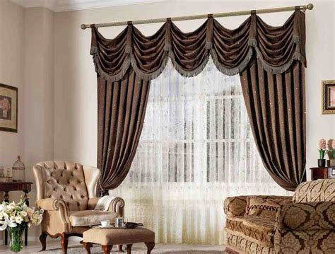 Valance Curtains For Living Room by Living Room Window Curtains Ideas Decor Ideasdecor Ideas