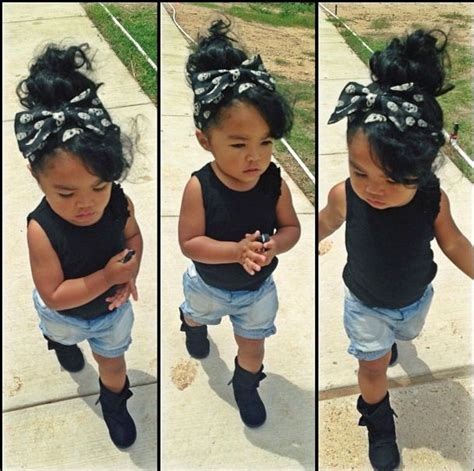 cute girls with swag black kids 39 best images about babyfashion on pinterest follow me