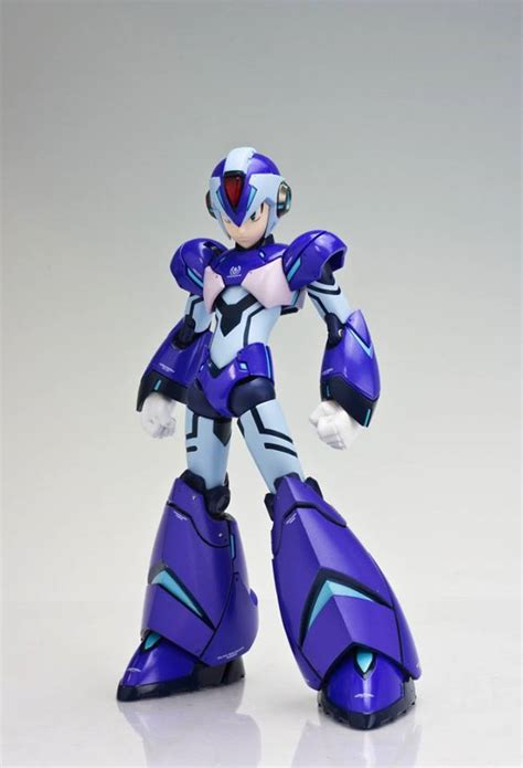 megaman x figure official pics of truforce mega x prototype the