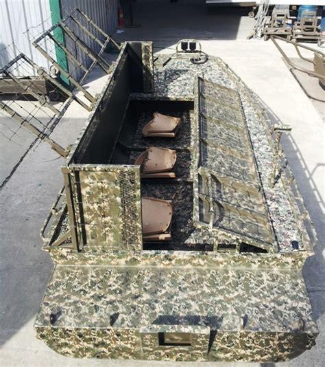 duck blind with boat hide research 2013 gator boats gator hide gen ii on iboats