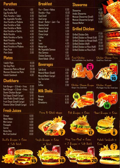 design a menu card 10 most appetizing restaurant menu card design