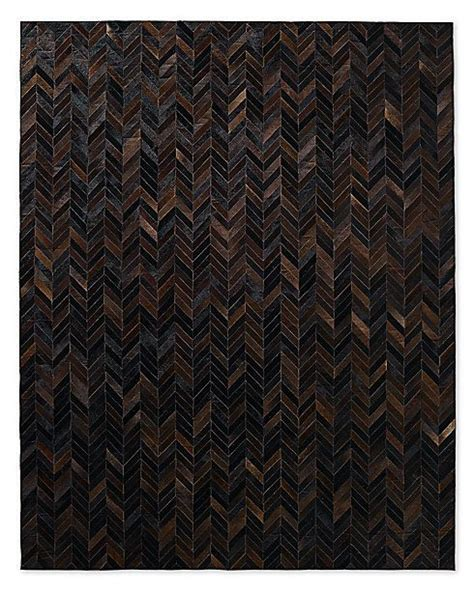 Chevron Cowhide Rug by Pin By Kurtz On Ff E Area Rugs