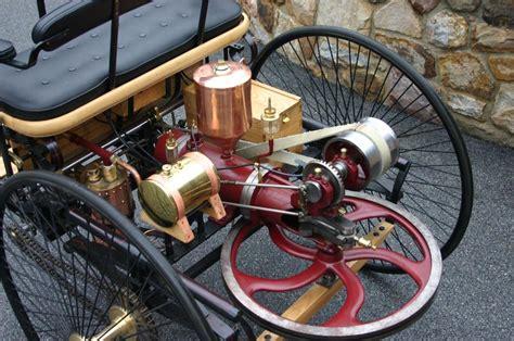 first mercedes benz 1886 1886 benz patent motorwagen carriage 3 wheeler 161327
