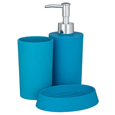 Asda Bathroom Accessories George Home Soft Touch Turquoise Tumbler Bathroom