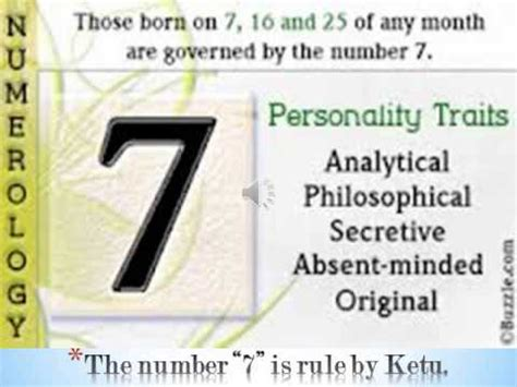 numerology life path number 7 youtube