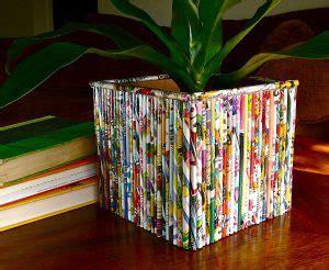 cara membuat vas bunga dari kertas manila 9 ide terbaik untuk kerajinan tangan dari kertas dan koran