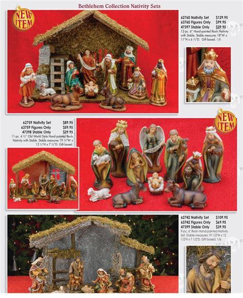 bethlehem collection nativity sets