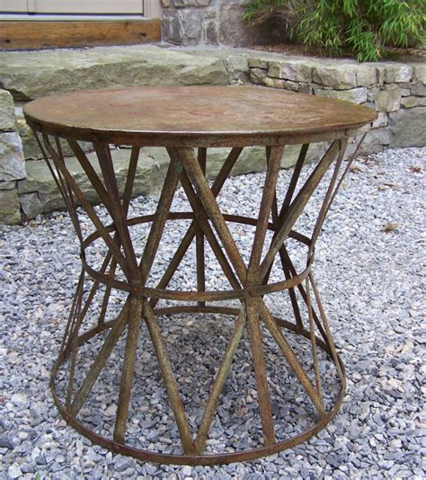 Best Vintage Metal Patio Table Patio Design 382 Vintage Patio Table