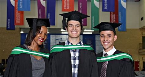 Ppeerinde Mba Graduation Requriements by Graduation Cput
